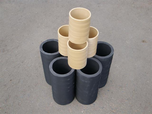 Rubberr Pinch Valve Sleeves