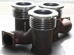 High Temperature Exhaust Expansion Joints